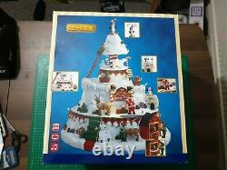 LEMAX North Pole Tower, Christmas Village Accessory, With 4.5V Adaptor. #84348