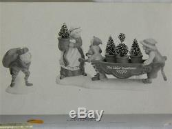 Large 22 Piece Lot Department 56 Heritage Village North Pole Series In Boxes