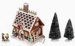Mrs. Claus' Cookie Supplies NEW Department Dept. 56 North Pole Village NP