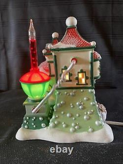 Pip and Pop's Bubble Works Department 56 North Pole Village Dept NEW 0115SP02