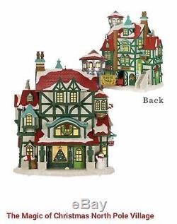 Pre Sale 2019 Hallmark KOC EVENT The Magic Of Christmas North Pole Village New