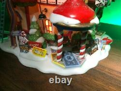 Rare Department 56 North Pole Series Board Games factory