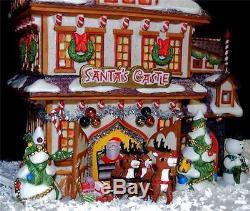Santa's Castle NEW Department Dept. 56 North Pole Village D56