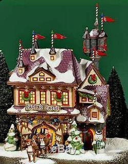 Santa's Castle NEW Department Dept. 56 North Pole Village D56 NP