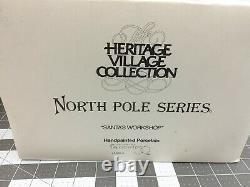 Santa's Workshop North Pole Series/Heritage Village Collection-Dept. 56 #56006