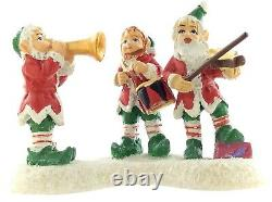 Santas Sleigh Hawthorne Village Thomas Kinkade North Pole Collection S466