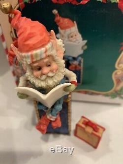 The North Pole Village, Christmas, Enesco, 29 O